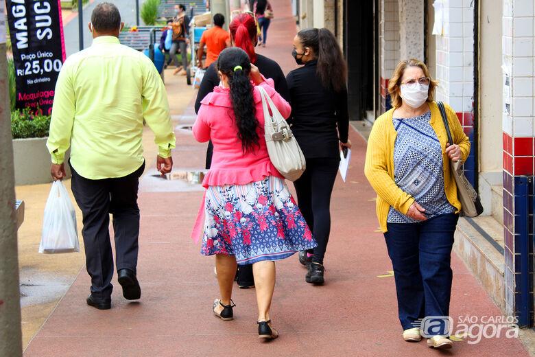 Frente fria aumenta expectativa de vendas no comércio de São Carlos - Crédito: Divulgação