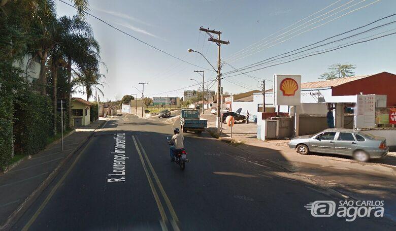 """Secretaria de Trânsito implanta """"direita livre"""" em bifurcação na Vila Nery - Crédito: Reprodução/Google Maps"""
