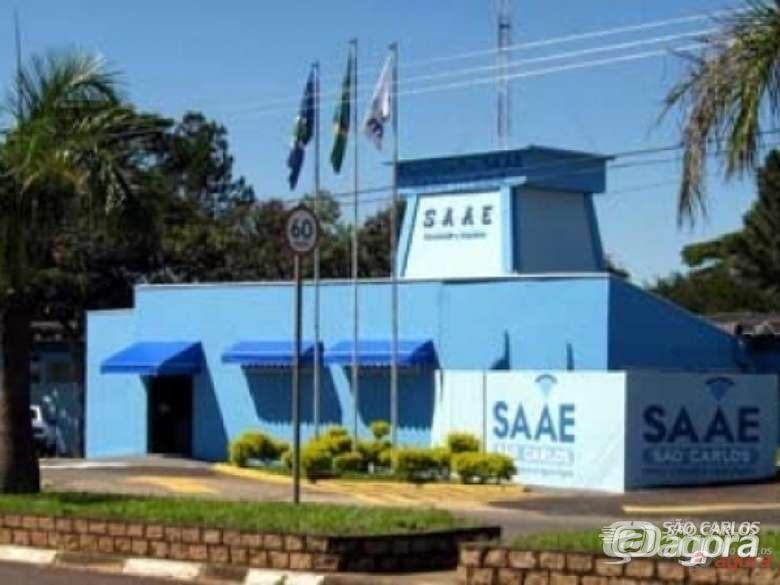 Saae informa alteração do prefixo do sistema de atendimento gratuito - Crédito: Divulgação