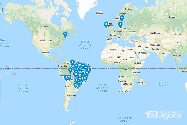 IFSP São Carlos comemora mais de 4 mil inscritos nos cursos de extensão da área de aviação - Crédito: Divulgação