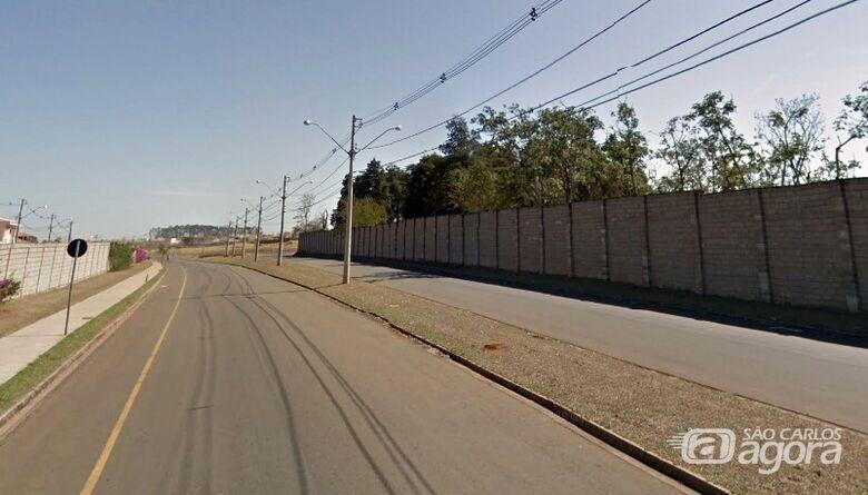 Moradores de condomínios pedem instalação de lombadas em avenida movimentada no Jockey Clube - Crédito: Reprodução/Google Maps