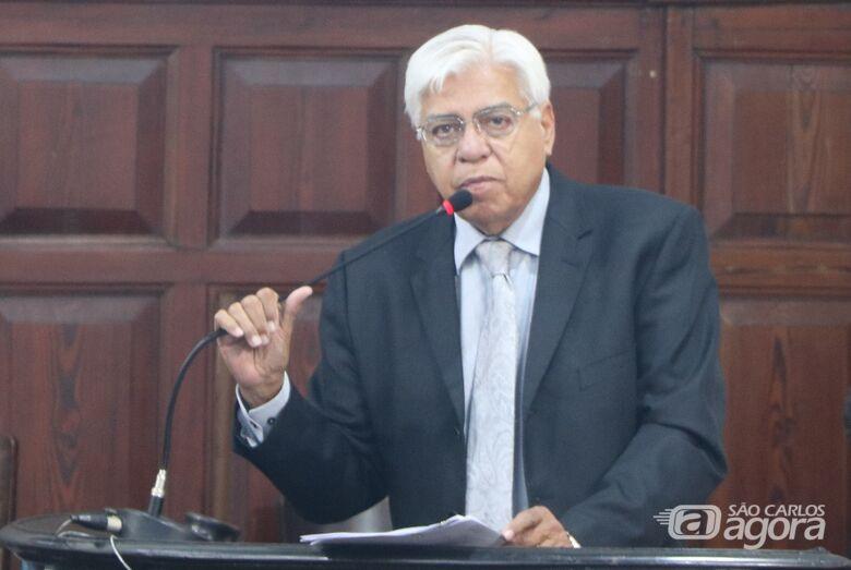 """Azuaite: """"Dória quer jogar nas costas do funcionalismo o déficit nas contas públicas do Estado"""" - Crédito: Divulgação"""
