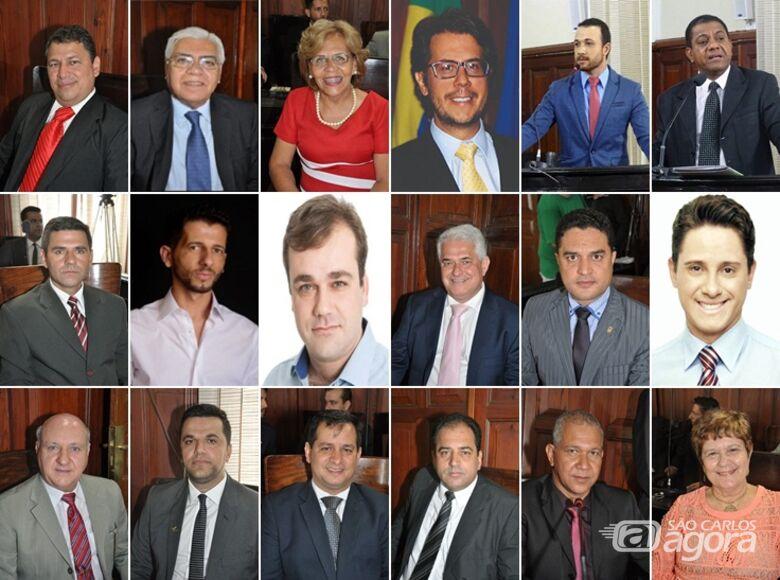 18 dos 21 vereadores são candidatos à reeleição em São Carlos -