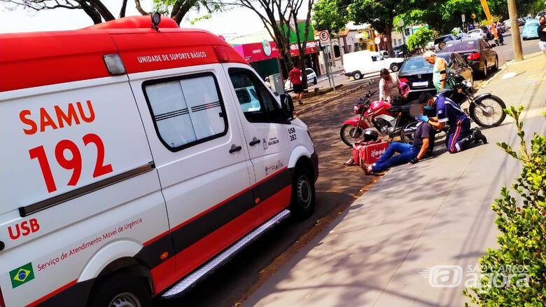 Motoboy e motorista não assumem responsabilidade por acidente - Crédito: Maycon Maximino