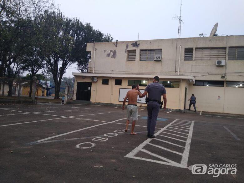 Procurado é capturado na Vila Celina -