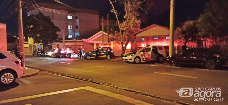 Força Tarefa realiza operação para coibir aglomerações no Kartódromo, Cidade Jardim e região do Damha - Crédito: Divulgação