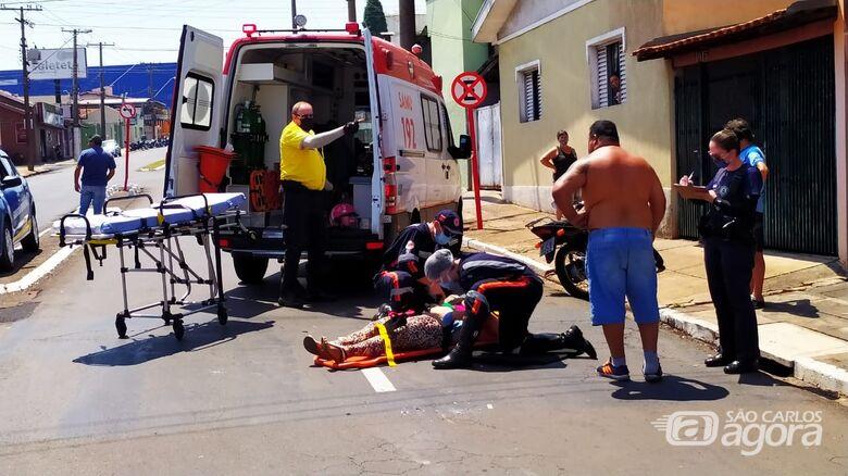 Motorista é acusada de provocar acidente e não socorrer vítimas - Crédito: Maycon Maximino