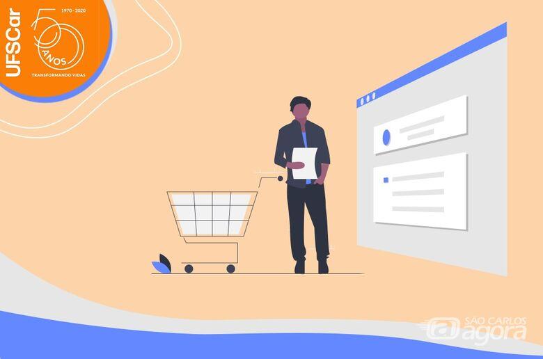 Plataforma on-line simplificará compras na UFSCar - Crédito: Divulgação