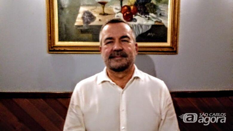 Deputado da Assembleia da República Portuguesa, Paulo Porto Fernandes esteve em São Carlos - Crédito: Divulgação