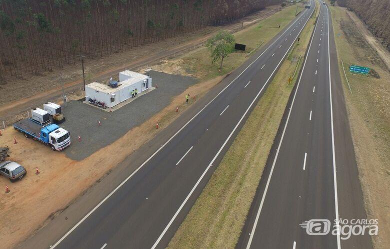 Eixo SP estima 450 mil veículos em suas rodovias no feriado de Nossa Senhora Aparecida - Crédito: Divulgação