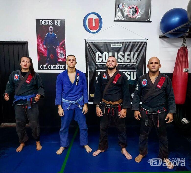 São-carlenses confirmam presença no Campeonato Brasileiro de Jiu-Jitsu - Crédito: Marcos Escrivani