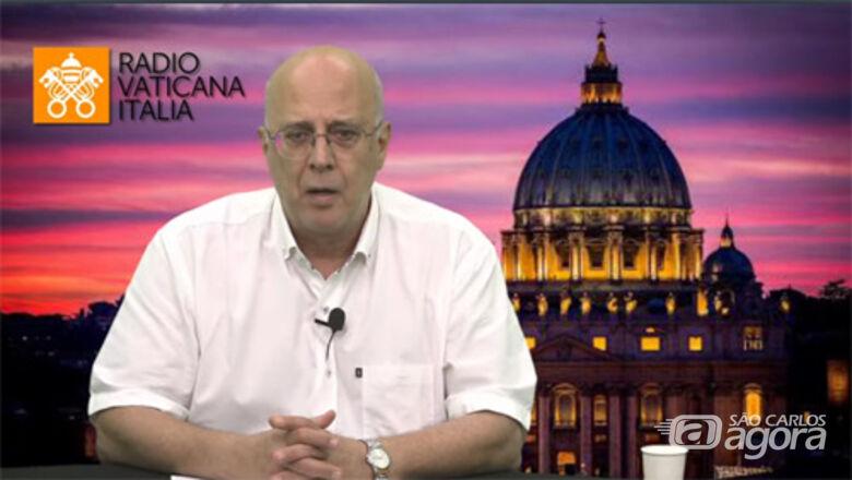 Cientista são-carlense fala para a Rádio Vaticano sobre os trabalhos da Academia de Ciências - Crédito: Divulgação