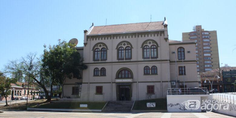Câmara derruba veto de prefeito em PL que institui o Plano Diretor de Drenagem Urbana - Crédito: Arquivo/SCA
