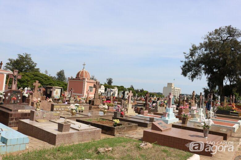 Prefeitura libera visitação em cemitérios no feriado de finados - Crédito: Divulgação