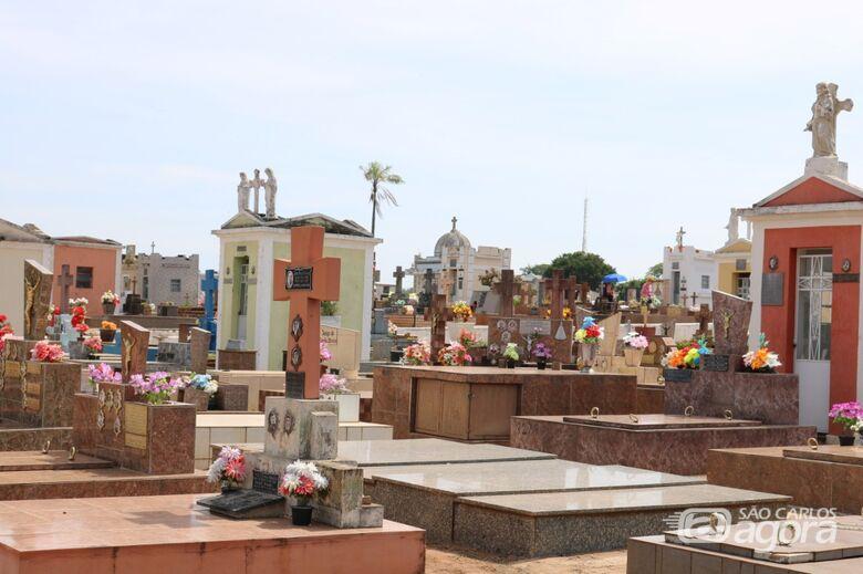 Prefeitura ainda não decidiu sobre abertura de cemitérios no Dia de Finados - Crédito: Divulgação