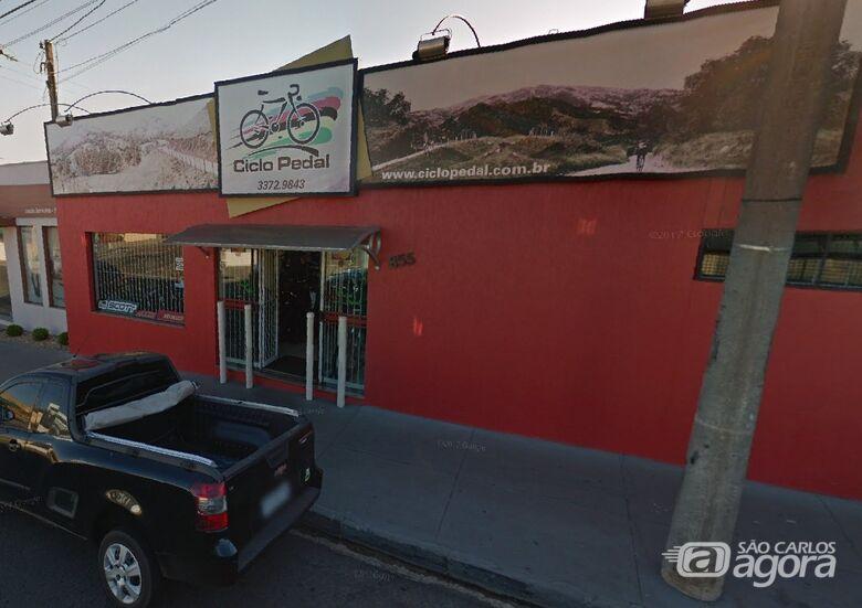 Tradicional loja de bicicletas encerra as atividades após 25 anos - Crédito: Google Maps