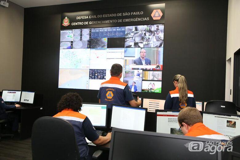 Defesa Civil emite alerta para altas temperaturas nos próximos dias - Crédito: Divulgação