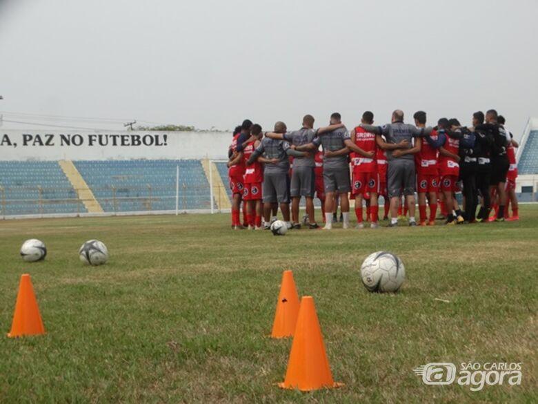 No Luisão, o último treino antes do amistoso: Grêmio finaliza preparação para a estreia na Série B - Crédito: Marcos Escrivani