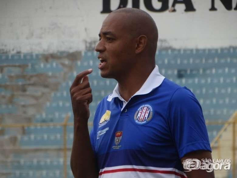 A equipe do técnico Marcus Vinícius conseguiu uma importante vitória fora de casa - Crédito: Marcos Escrivani