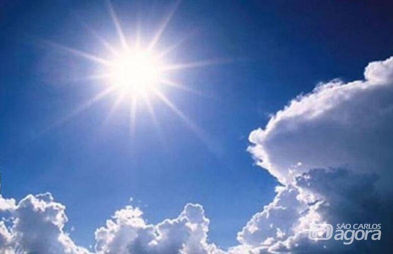 Feriado de Finados promete ser de sol, com temperaturas elevadas durante a tarde - Crédito: Divulgação
