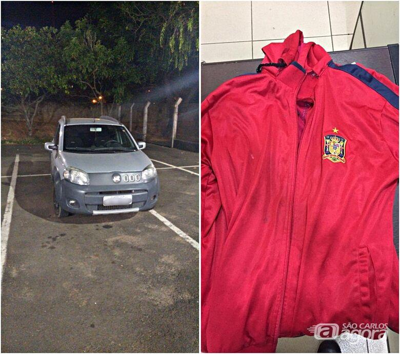 Acusado de roubo em São Carlos é preso pela Força Tática em Ibaté - Crédito: Divulgação