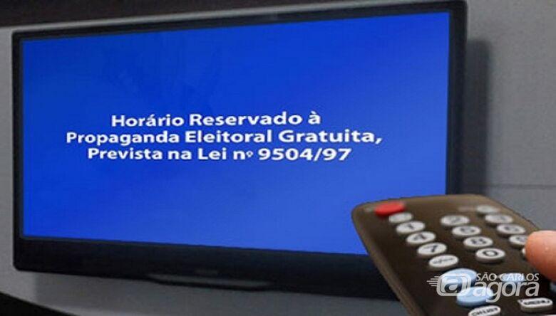 Propaganda eleitoral gratuita tem início na TV e no rádio - Crédito: Divulgação