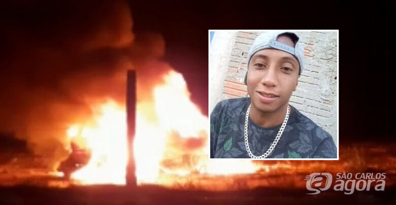 Corpo de jovem que morreu em acidente na SP-310 será enterrado em São Carlos - Crédito: Divulgação