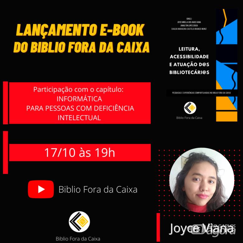 Aluna do IFSP São Carlos publica capítulo em E-book - Crédito: Divulgação