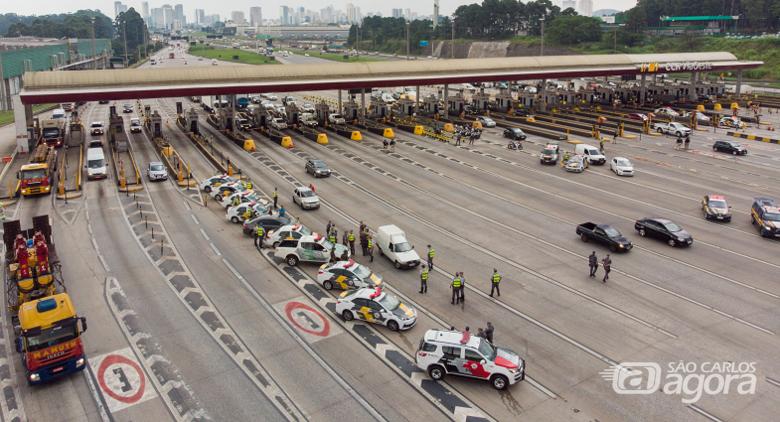 Governo dá início à Operação Finados nas estradas nesta quinta-feira (29) - Crédito: Divulgação