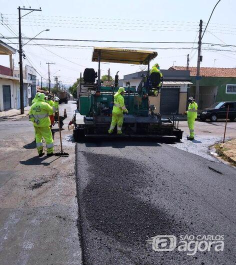 Recape da rua Larga começa nesta sexta-feira - Crédito: Divulgação