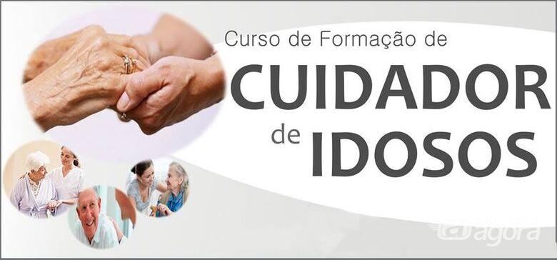 Instituto abre as inscrições para o Curso de Cuidador de Idosos -