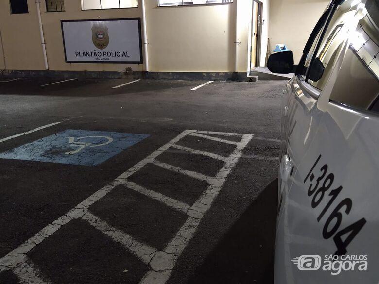 Procurado por tráfico de entorpecentes é detido no Jockey Club - Crédito: Arquivo/SCA