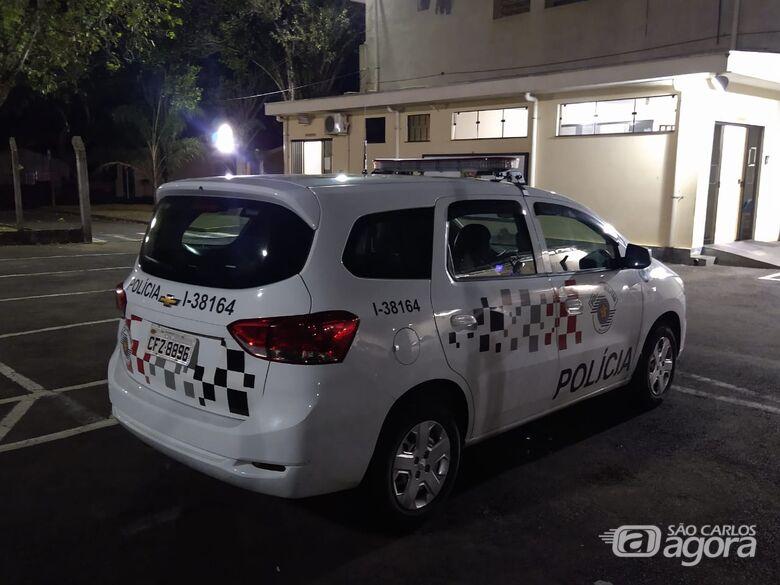 Homem é detido acusado de furtar celular de interior de carro - Crédito: Arquivo/SCA