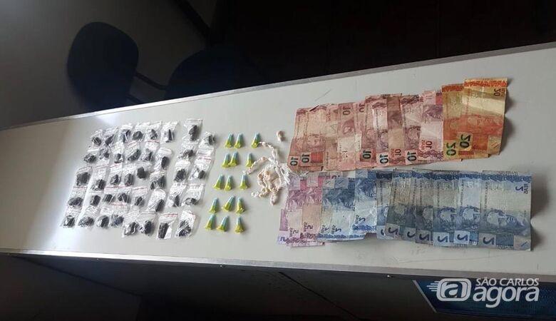Garoto de 12 anos é detido pela terceira vez por tráfico de drogas -