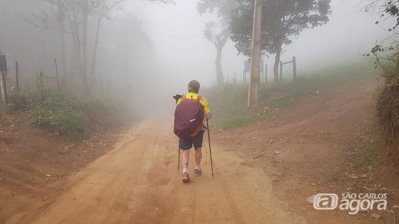 No 7º dia, peregrinação pelos topos da Serra da Mantiqueira - Crédito: Divulgação