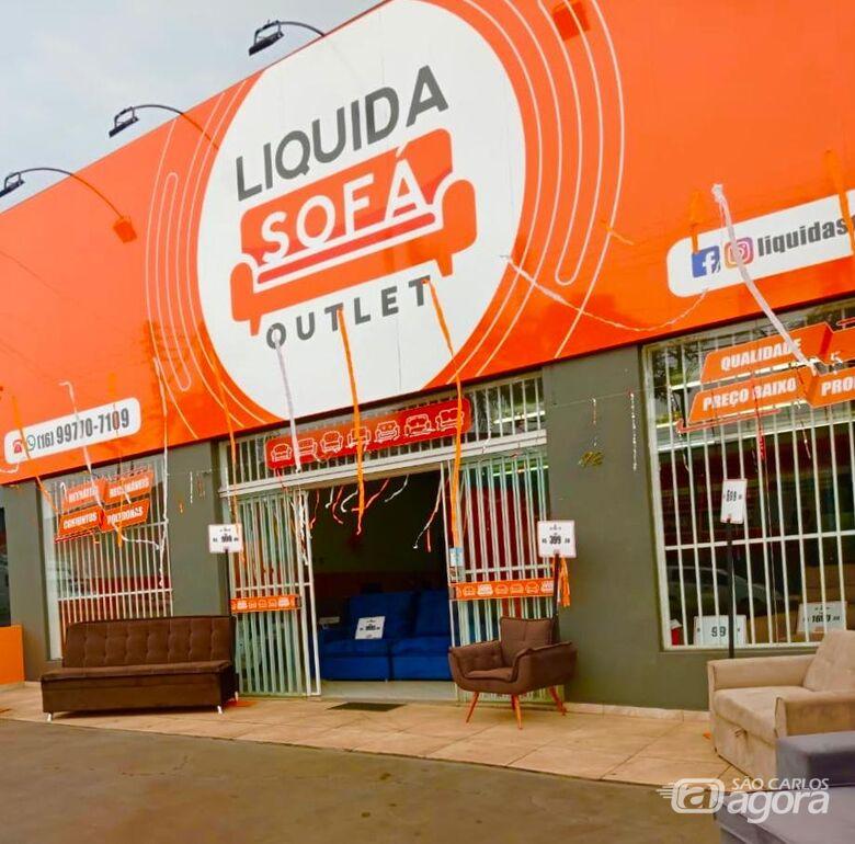 Loja de Sofás na Getúlio Vargas trabalha com pronta-entrega e preço baixo -