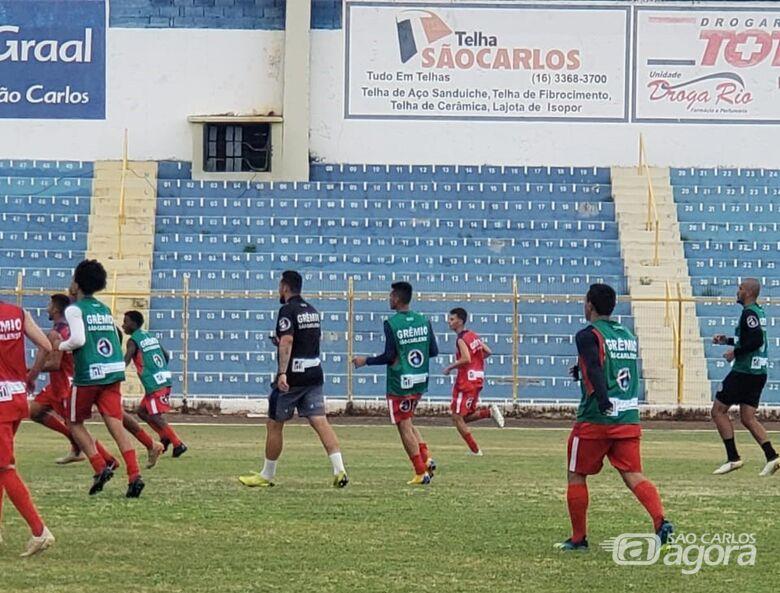 Líderes, Grêmio e Francana duelam no Luisão - Crédito: Divulgação