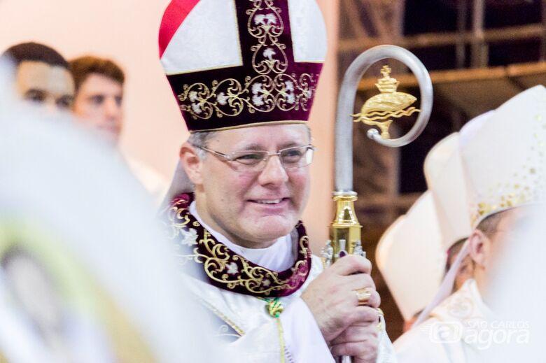Papa Francisco nomeia Dom Paulo Cezar como novo arcebispo de Brasília - Crédito: Reiza Lopes