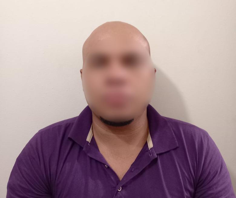 Suspeito de participar de assaltos é preso após ação da PM e da PC -