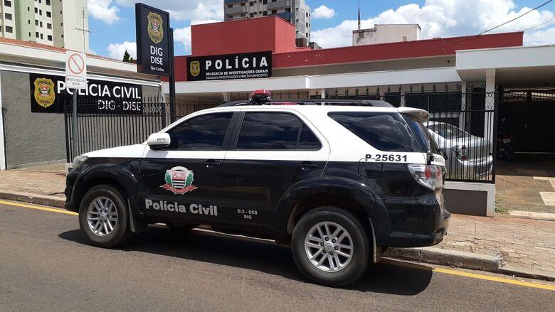 DIG e DISE prenderam dois procurados pela Justiça nesta quarta-feira - Crédito: Arquivo/SCA