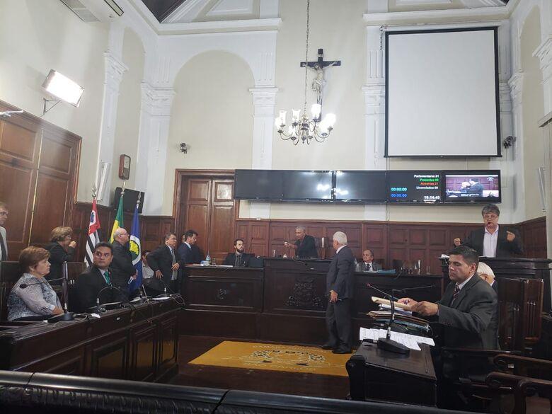 Câmara Municipal de São Carlos - Crédito: Divulgação