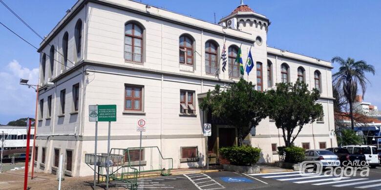 Câmara Municipal de São Carlos: vereadores terão aumento a partir do próximo ano - Crédito: Divulgação