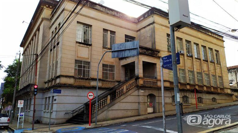 Fórum Criminal de São Carlos - Crédito: Arquivo/SCA