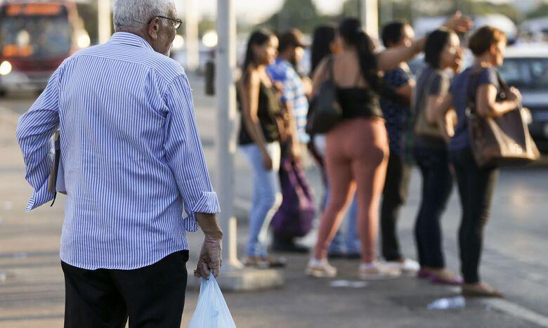 Recadastramento de aposentados está suspenso até o fim do ano - Crédito: Agência Brasil