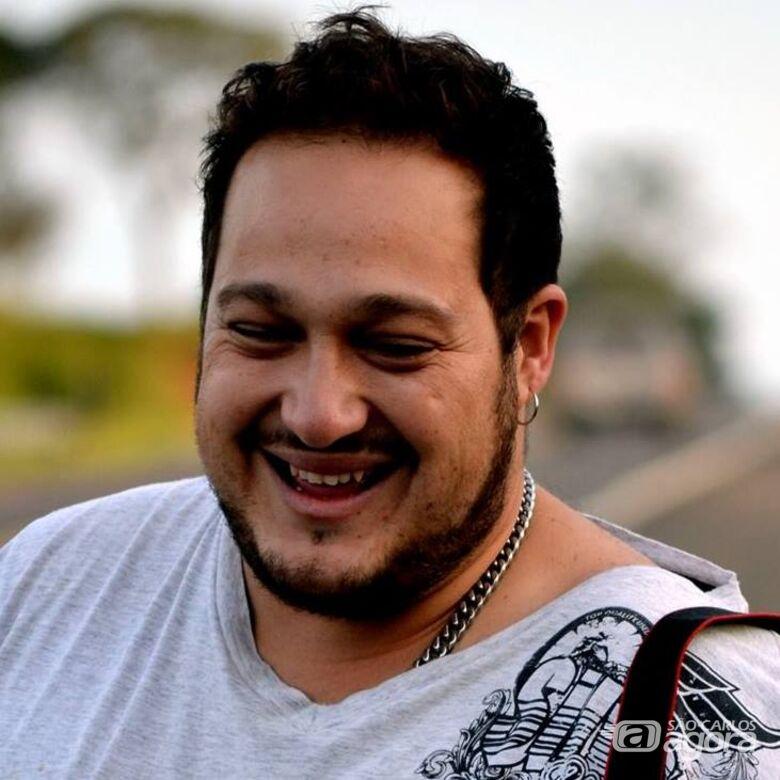 Kallenus morreu vítima de um infarto - Crédito: Arquivo Pessoal