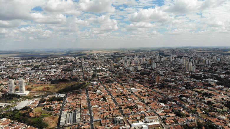 São Carlos se destaca em ranking de competitividade nacional e fica em 15º lugar entre 405 cidades - Crédito: 4Fly Imagens Aéreas