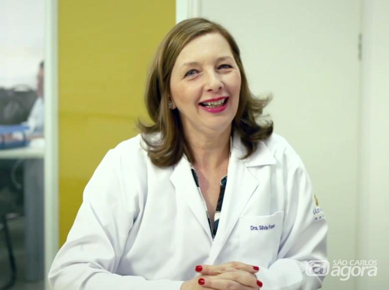 Sílvia Fonseca, diretora regional de infectologia do Sistema Hapvida, que administra o Grupo São Francisco -