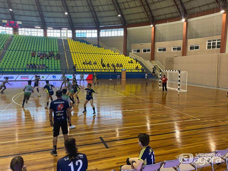Após derrota na estreia, H7 Esportes/La Salle vence Araraquara - Crédito: Divulgação