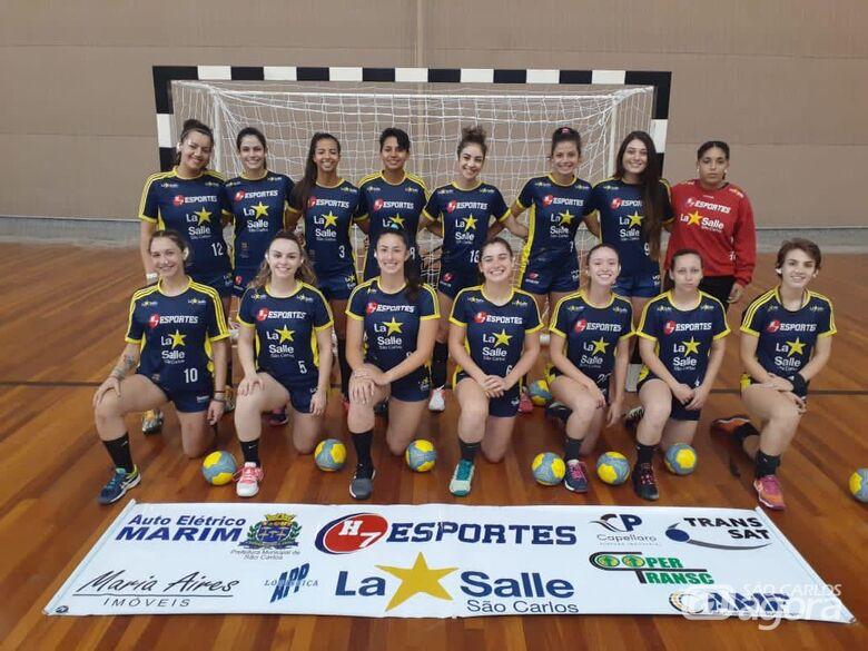 H7 Esportes/La Salle conquista feito inédito no Paulista Junior: é semifinalista - Crédito: Divulgação