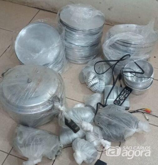 Acusada de furto a padaria, dupla é detida na Vila Lutfalla - Crédito: Divulgação